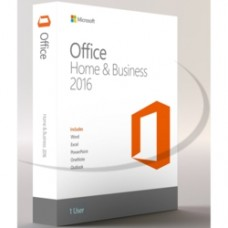 MS Office Home and Bus. 2016 TR KUTU WORD+EXCEL+POWERPOINT+OUTLOOK+ONENOTE